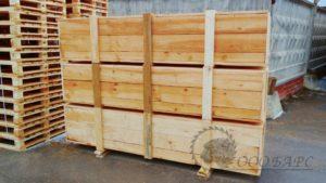 ящики деревянные грузовые